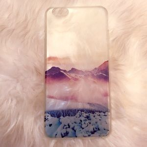 Accessories - Mountains iPhone 6s Plus Skin